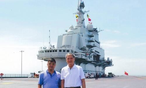 Bí mật thương vụ mua tàu sân bay Liêu Ninh lần đầu tiên được hé lộ - Ảnh 1