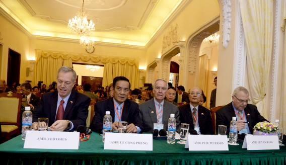 Quan hệ Việt - Mỹ hướng tới 20 năm thành công hơn nữa - Ảnh 2