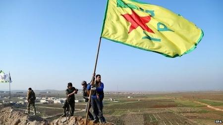Người Kurd đánh bật IS khỏi Kobani sau 4 tháng giao tranh - Ảnh 1