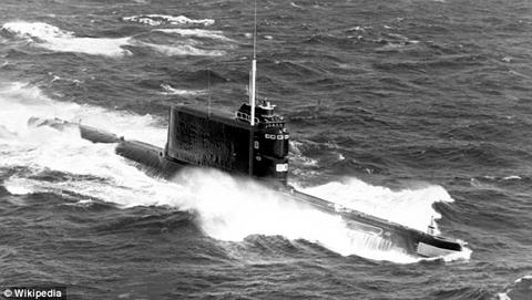 Giải mật vụ CIA định đánh cắp tàu ngầm Liên Xô - Ảnh 3
