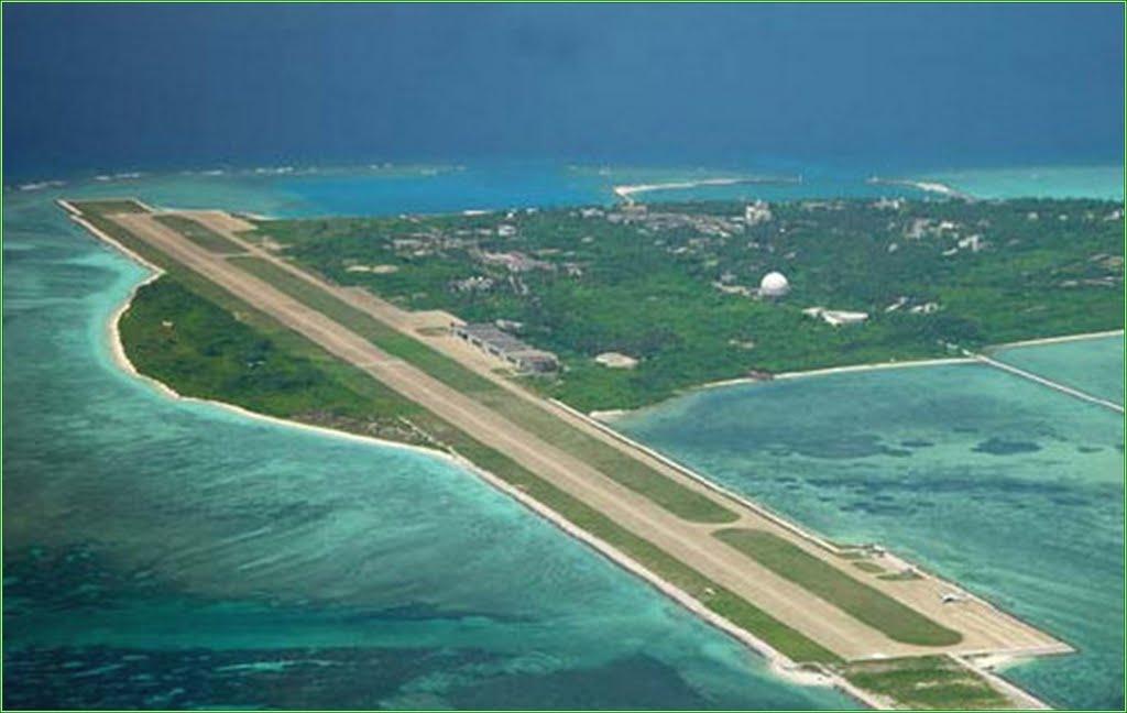 Trung Quốc ngang nhiên diễn tập quân sự trên đảo Phú Lâm của Việt Nam - Ảnh 1