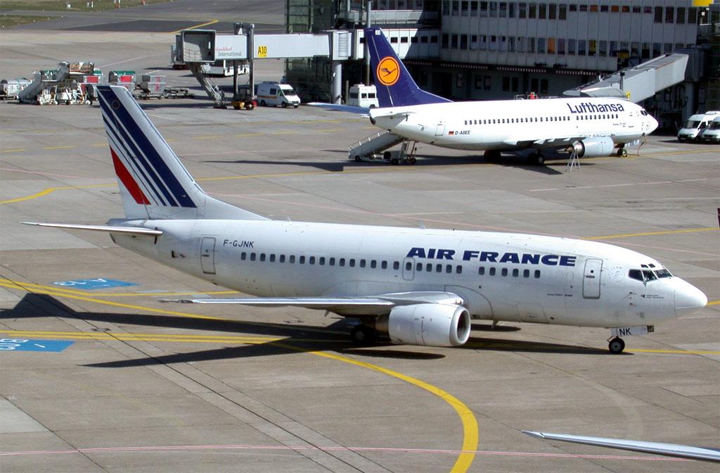 Máy bay Air France hạ cánh khẩn cấp xuống Nga - Ảnh 1