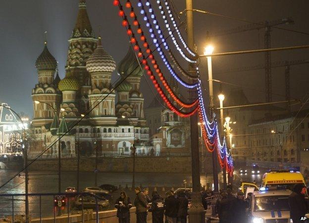 Lãnh đạo Đảng đối lập Nga bị ám sát ngay tại Moscow - Ảnh 1