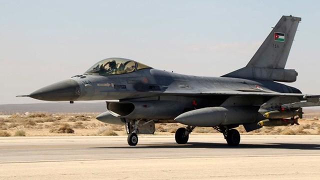 UAE gửi phi đội F-16 hỗ trợ Jordan oanh tạc IS - Ảnh 1
