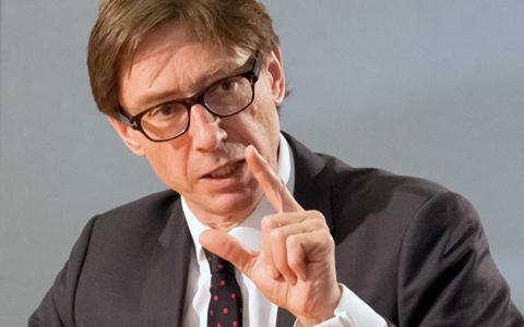 Đức: Tổng thống Obama sẽ không gửi vũ khí sát thương đến Ukraine - Ảnh 1