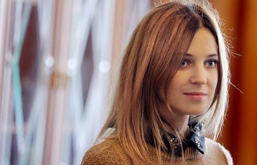 Nữ Công tố Crimea xinh đẹp từng bị dọa giết - Ảnh 1