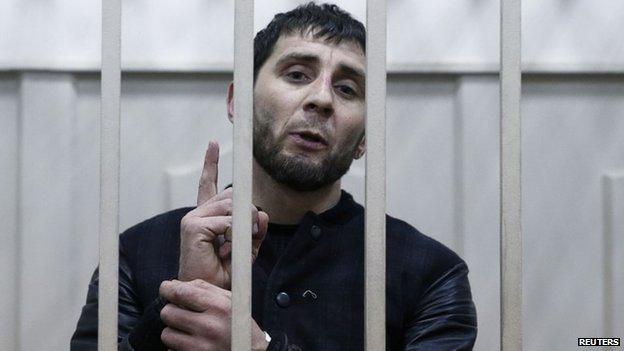 Một nghi phạm sát hại cựu Phó Thủ tướng Nga nhận tội - Ảnh 1