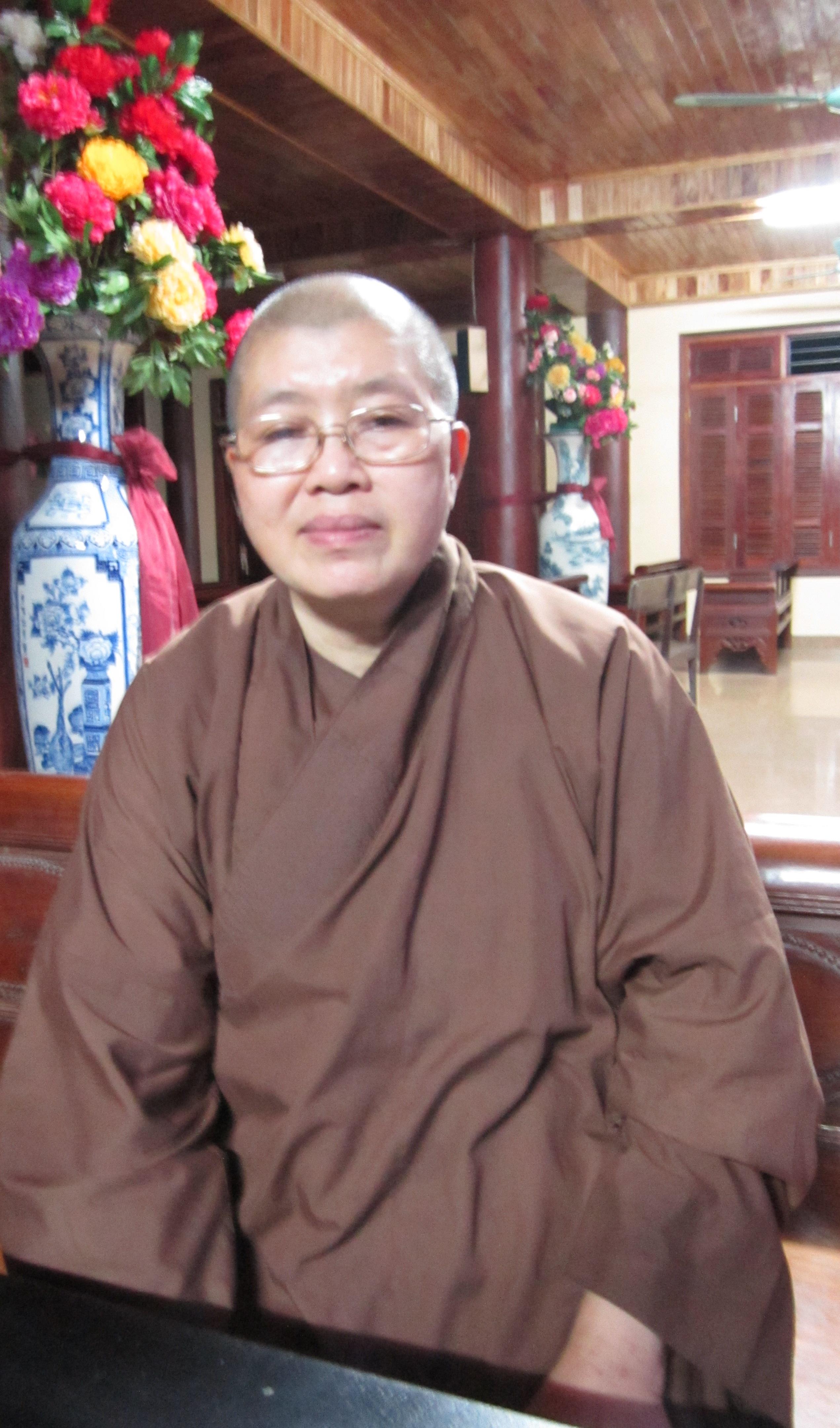 """Sư trụ trì chùa Bồ Đề: """"Nếu mua bán con nuôi, tôi sẵn sàng đi tù"""" - Ảnh 1"""