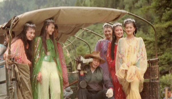 Lộ thêm ảnh hậu trường thú vị trong phim Tây Du Ký  - Ảnh 9