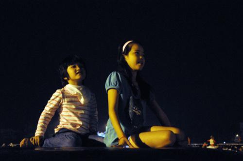 Bắn pháo hoa 10/10: Pháo hoa ngập trời, Hà Nội lung linh - Ảnh 26