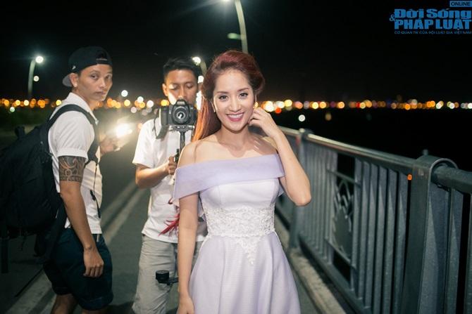 """Khánh Thi ra mắt MV mới """"Ngày anh đến bên em"""" - Ảnh 9"""