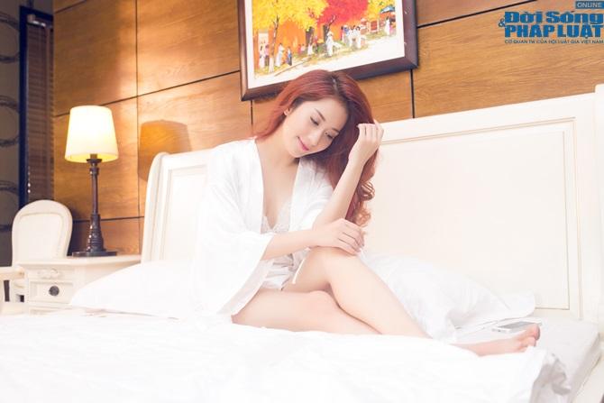 """Khánh Thi ra mắt MV mới """"Ngày anh đến bên em"""" - Ảnh 2"""
