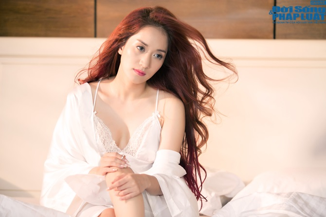 """Khánh Thi ra mắt MV mới """"Ngày anh đến bên em"""" - Ảnh 4"""