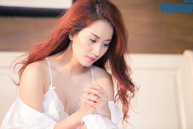 """Khánh Thi ra mắt MV mới """"Ngày anh đến bên em"""" - Ảnh 6"""