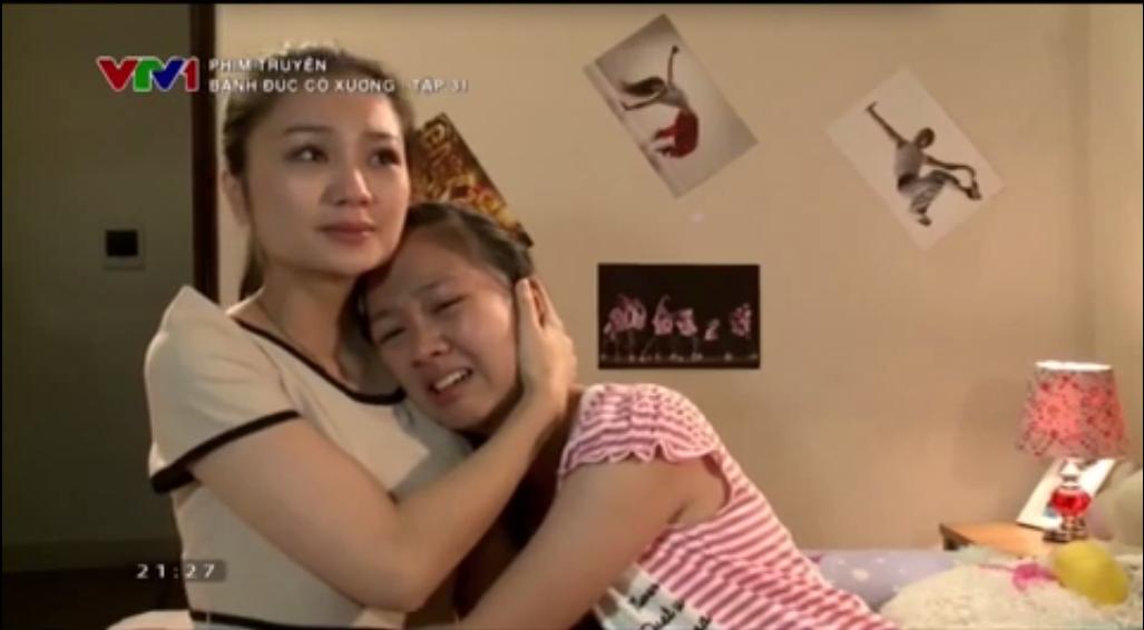 Bánh đúc có xương tập 31: Khánh Chi làm vợ Đông Hưng - Ảnh 4