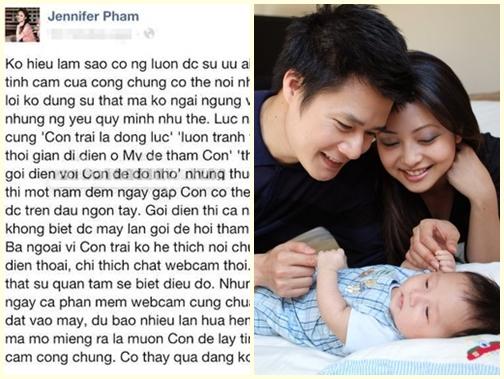 """Những nam sao Việt bị vợ cũ """"tố"""" vô trách nhiệm với con - Ảnh 7"""
