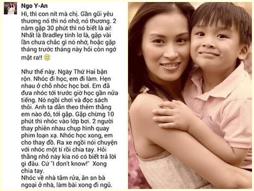 """Những nam sao Việt bị vợ cũ """"tố"""" vô trách nhiệm với con - Ảnh 2"""