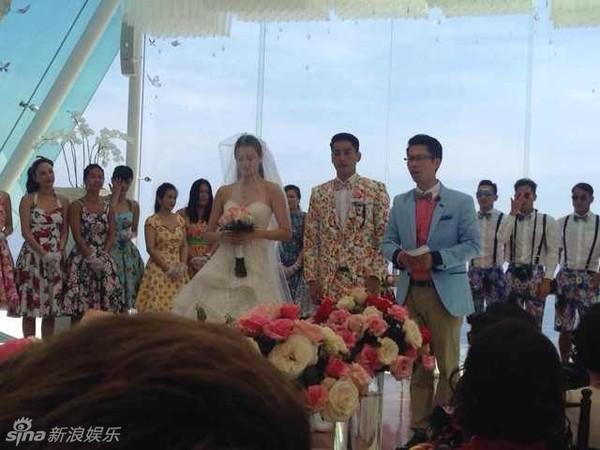 """Bản sao """"Huyền thoại Lý Tiểu Long"""" cưới vợ ở tuổi 39 - Ảnh 5"""