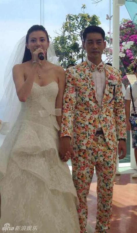"""Bản sao """"Huyền thoại Lý Tiểu Long"""" cưới vợ ở tuổi 39 - Ảnh 4"""