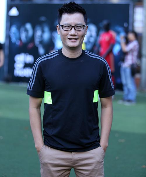 Phương Thanh, Hoàng Bách tổ chức đá bóng giúp Duy Nhân chữa bệnh - Ảnh 3