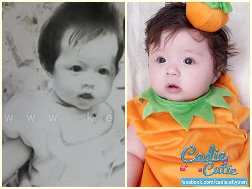 Con gái lai Tây của Elly Trần giống hệt mẹ lúc nhỏ - Ảnh 2
