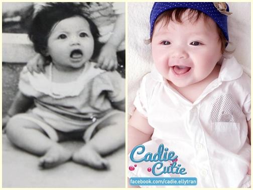 Con gái lai Tây của Elly Trần giống hệt mẹ lúc nhỏ - Ảnh 3