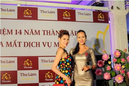 Top 10 Hoa hậu Việt Nam - Thu Hà bật mí nơi làm đẹp - Ảnh 1