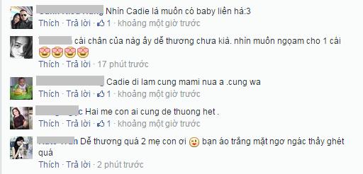 Elly Trần lần đầu cho con gái nhỏ xuất hiện bên ngoài - Ảnh 7