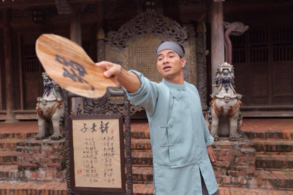 Hậu trường hài hước của Xuân Bắc, Tự Long trong phim hài Tết 2015 - Ảnh 3