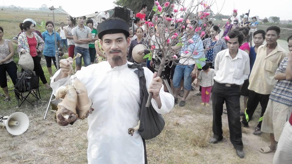 Hậu trường hài hước của Xuân Bắc, Tự Long trong phim hài Tết 2015 - Ảnh 10