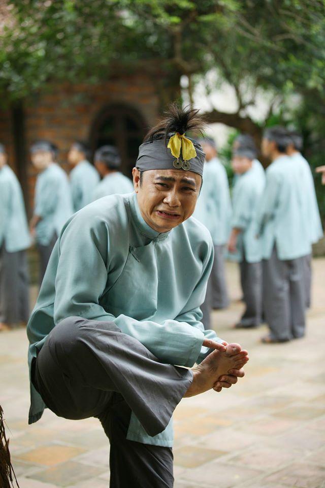 Hậu trường hài hước của Xuân Bắc, Tự Long trong phim hài Tết 2015 - Ảnh 4