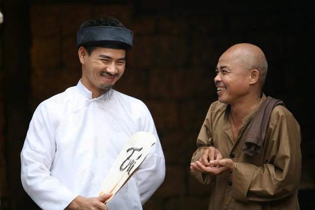 Hậu trường hài hước của Xuân Bắc, Tự Long trong phim hài Tết 2015 - Ảnh 9