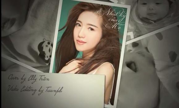 Loạt ảnh chưa từng công bố về con gái Elly Trần - Ảnh 1