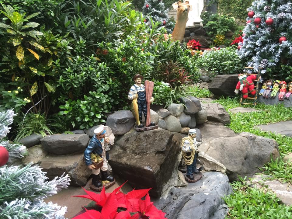 Noel 2014 lung linh, huyền ảo trong căn nhà triệu đô của Đàm Vĩnh Hưng - Ảnh 8