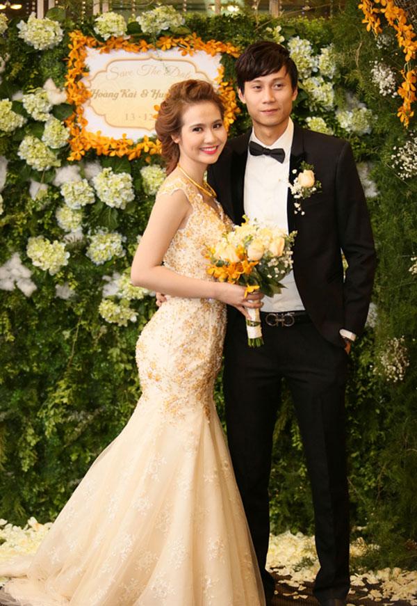 Sao Việt làm đám cưới dồn dập ngày cuối năm - Ảnh 3
