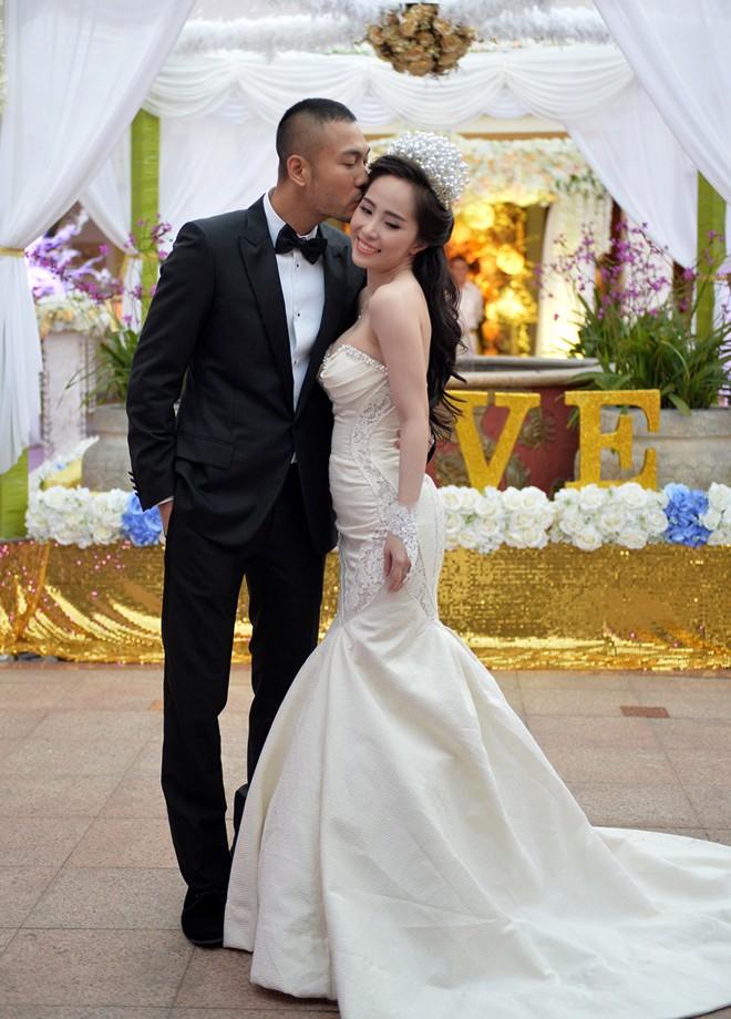 Sao Việt làm đám cưới dồn dập ngày cuối năm - Ảnh 5