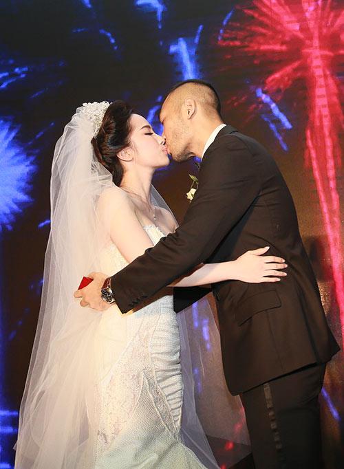 Sao Việt làm đám cưới dồn dập ngày cuối năm - Ảnh 6