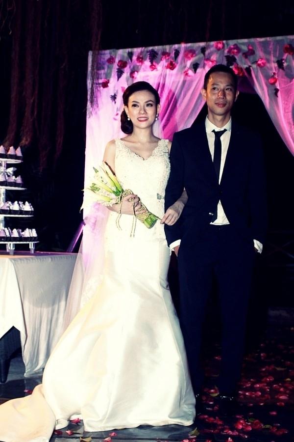 Sao Việt làm đám cưới dồn dập ngày cuối năm - Ảnh 9