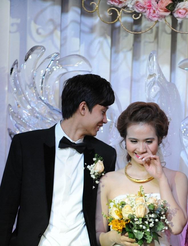 Sao Việt làm đám cưới dồn dập ngày cuối năm - Ảnh 4