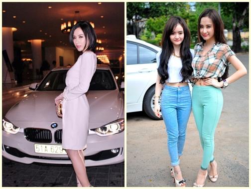 Mua xe 5 tỷ, Angela Phương Trinh tặng lại xe 2 tỷ cho em gái - Ảnh 3