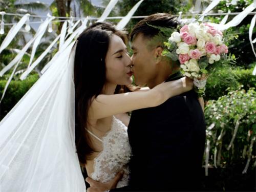 """Thủy Tiên – Công Vinh tung MV """"Happy Wedding"""" trước đám cưới - Ảnh 4"""