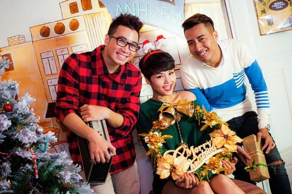Sao Việt tung MV mừng Giáng sinh 2014 - Ảnh 4