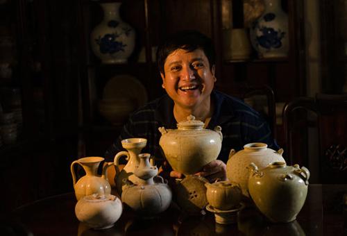 Sao nam Việt và sở thích sưu tập búp bê - Ảnh 5