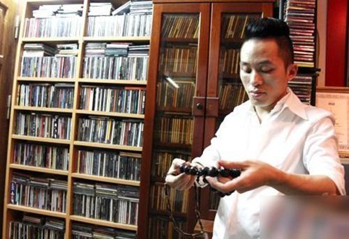Sao nam Việt và sở thích sưu tập búp bê - Ảnh 3