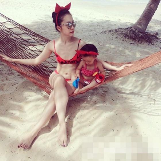 Sao nữ Việt sở hữu bộ ngực phẳng lỳ như đàn ông - Ảnh 8