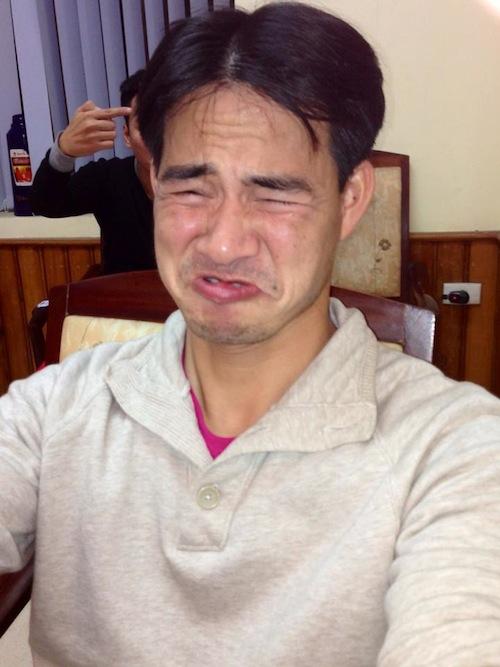 """Khoảnh khắc """"xấu để đời"""" của sao Việt - Ảnh 11"""