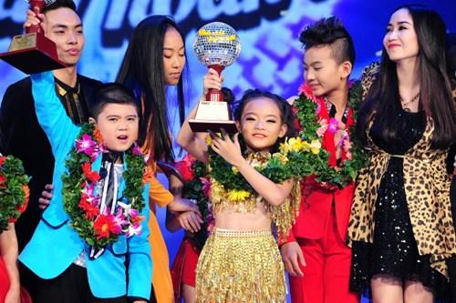 Hành trình đăng quang của Linh Hoa tại Bước nhảy hoàn vũ nhí 2014 - Ảnh 8