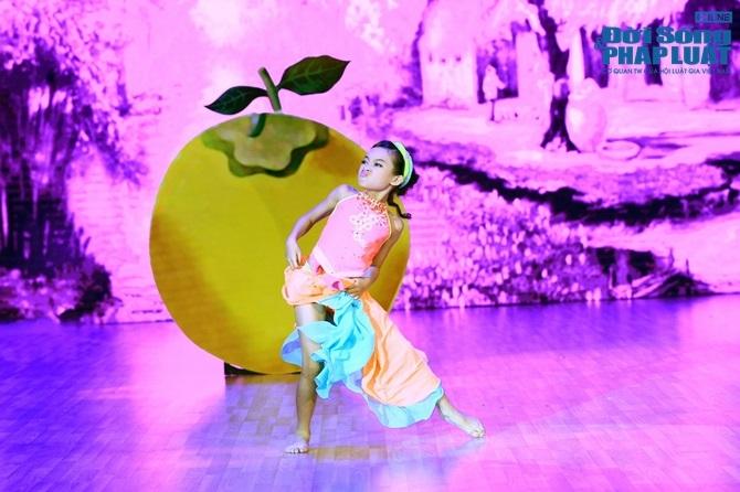 Hành trình đăng quang của Linh Hoa tại Bước nhảy hoàn vũ nhí 2014 - Ảnh 3