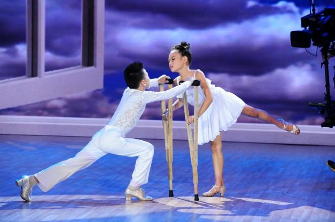 Hành trình đăng quang của Linh Hoa tại Bước nhảy hoàn vũ nhí 2014 - Ảnh 4