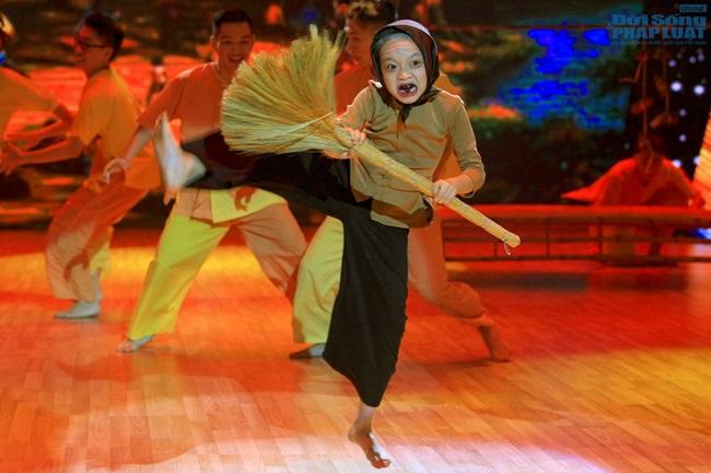 Hành trình đăng quang của Linh Hoa tại Bước nhảy hoàn vũ nhí 2014 - Ảnh 5
